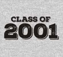 Class of 2001 by FamilySwagg