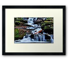 Little Ricky Falls # 2 Framed Print