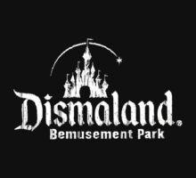 Dismaland - Banksy! BK by T-Shirt T-Shirt Land
