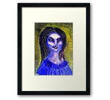echo, once upon a time Framed Print
