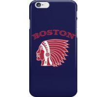 Boston Braves - 1912 logo iPhone Case/Skin