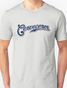 Milwaukee Brewers Cerveceros Unisex T-Shirt