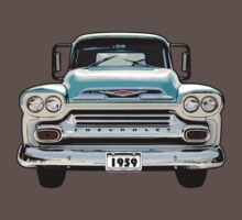 1959 Chevy Truck by OldDawg
