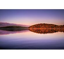 """Mirrored Formation-Nornalup Inlet"" Photographic Print"