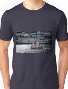 Red Sails In The Sunset Unisex T-Shirt