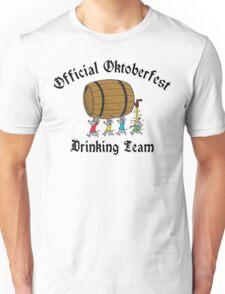 Oktoberfest Drinking Team Unisex T-Shirt