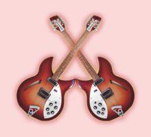 Good Rickenbacker 12 strings Kids Clothes