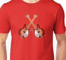 Good Rickenbacker 12 strings Unisex T-Shirt