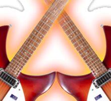 Good Rickenbacker 12 strings Sticker
