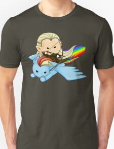 Legolas & Rainbow Dash T-Shirt