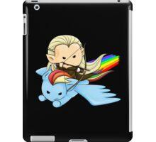 Legolas & Rainbow Dash iPad Case/Skin