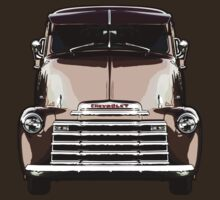 1952 Chevy COE Truck by OldDawg