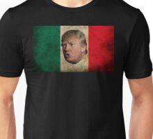 Mexican Donald Trump Flag Unisex T-Shirt