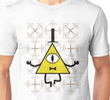 Bill Pattern Unisex T-Shirt
