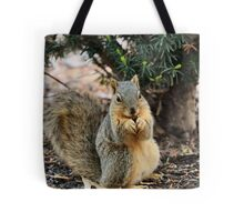 Squeeeee! Squirrel! Tote Bag