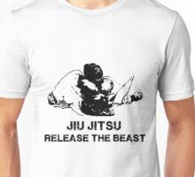 JU JITSU RELEASE THE BEAST Unisex T-Shirt