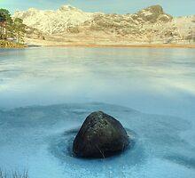 The Frozen Tarn by Jamie  Green
