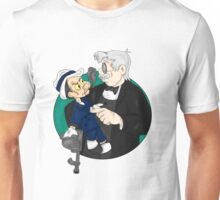 Gepetto&Pinohcchio - Arnold Wesker & Scarface Unisex T-Shirt