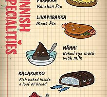 Finnish Specialities by Tittus