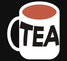 Cup Of Tea by Jared Lauwrens