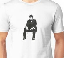 Sitting on hard times  Unisex T-Shirt