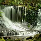 Horseshoe Falls, Mount Field  by Kevin McGennan
