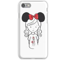 Minnie 1 iPhone Case/Skin