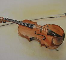 Violin for Music  Lovers by Annartist2015