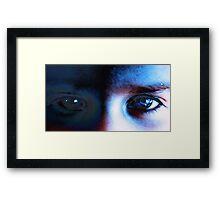 Computereyesd Framed Print