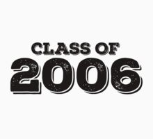 Class of 2006 Kids Clothes