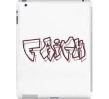 FAITH iPad Case/Skin