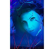 The strands of thought Photographic Print