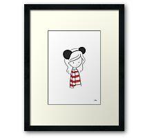 Minnie 2 Framed Print