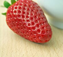 Strawberry by Jeanne Horak-Druiff