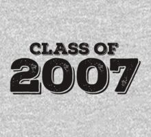 Class of 2007 by FamilySwagg