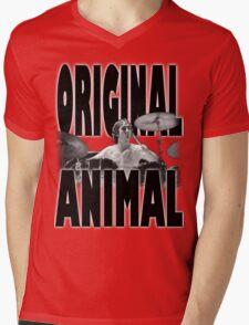 The Who Keith Moon Mens V-Neck T-Shirt