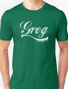 Grog - Mêlée Island's Finest (Inspired by Monkey Island) Unisex T-Shirt
