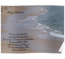 a carol for Christmas... Poster