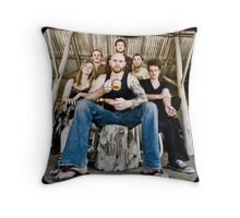 The Ellis Collective Throw Pillow