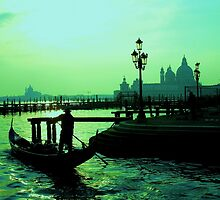 Just another Venice sunset by Lucy1958