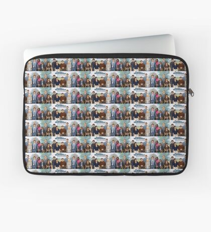 Parks and Rec Laptop Sleeves and Skin Laptop Sleeve