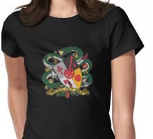 Dark Ages Clan Shield: Tremere Womens Fitted T-Shirt