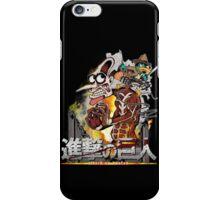 Attack On Doofen iPhone Case/Skin