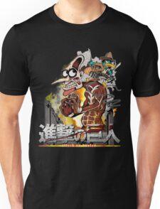 Attack On Doofen Unisex T-Shirt