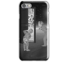 Black & White Collection -- Child's Play iPhone Case/Skin