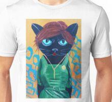 Mad Men Joan New York 60's pin up girl Unisex T-Shirt