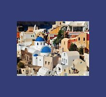 Colours of Santorini Unisex T-Shirt