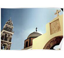 Fira Churches 2 Poster