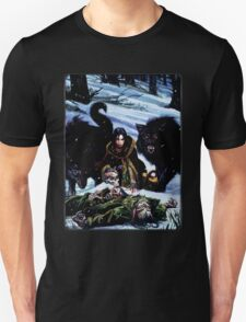 Cover: Werewolf: The Dark Ages T-Shirt
