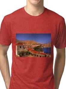 The village Tri-blend T-Shirt